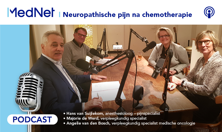 Podcast neuropathische pijn na chemotherapie